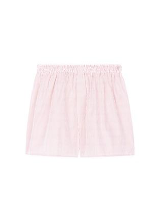 首图 - 点击放大 - SUNSPEL - 细竖纹纯棉平脚内裤