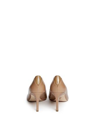 背面 - 点击放大 - SAM EDELMAN - Orella骆驼皮尖头高跟鞋