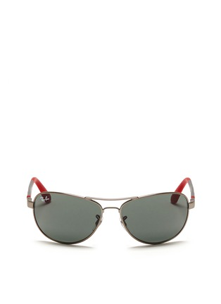 首图 - 点击放大 - RAY-BAN - Curve aviator junior sunglasses