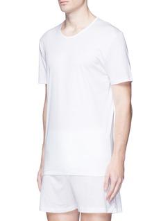 ZIMMERLI 286 Sea Island海岛棉T恤