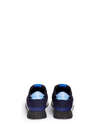 背面 - 点击放大 - GIVENCHY - RETRO RUNNERS拼接运动鞋