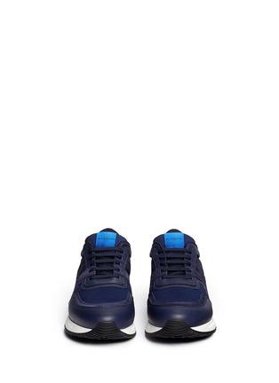 正面 -点击放大 - GIVENCHY - RETRO RUNNERS拼接运动鞋