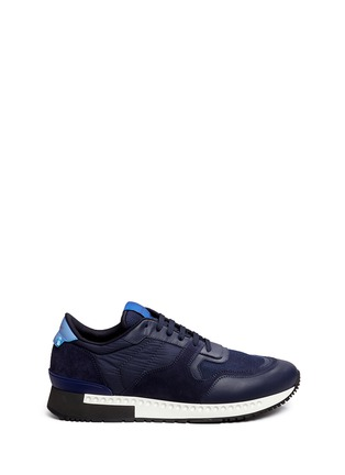 首图 - 点击放大 - GIVENCHY - RETRO RUNNERS拼接运动鞋