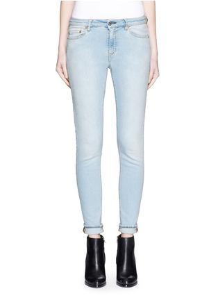 细节 - 点击放大 - ACNE STUDIOS - Skin 5 LT VINTAGE水洗修身牛仔裤