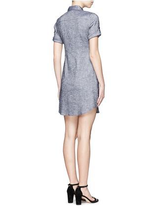 背面 - 点击放大 - THEORY - MAYVINE青年布衬衫裙