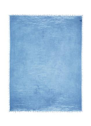首图 - 点击放大 - FRANCO FERRARI - 须边羊绒混棉围巾