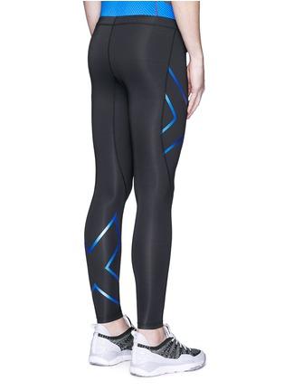 背面 - 点击放大 - 2XU - ICE X COMPRESSSION运动九分裤