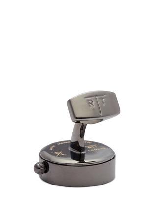 细节 - 点击放大 - TATEOSSIAN - 大本钟型手表袖扣