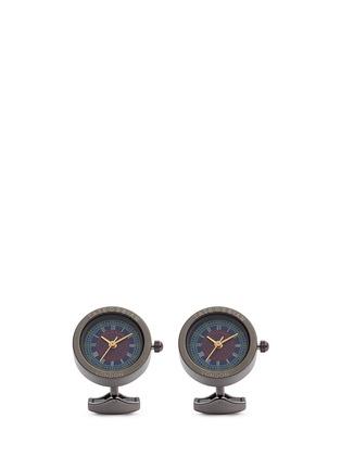 首图 - 点击放大 - TATEOSSIAN - 大本钟型手表袖扣