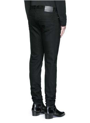 背面 - 点击放大 - GIVENCHY - 搭带装饰棉质修身牛仔裤