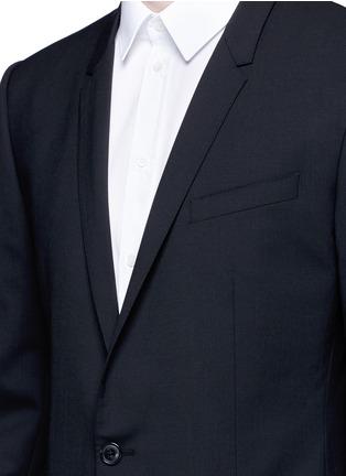 细节 - 点击放大 - DOLCE & GABBANA - GOLD羊毛连马甲西服套装