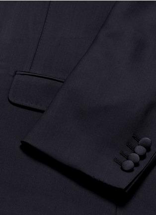 - DOLCE & GABBANA - 蜜蜂造型装饰初剪羊毛西服外套