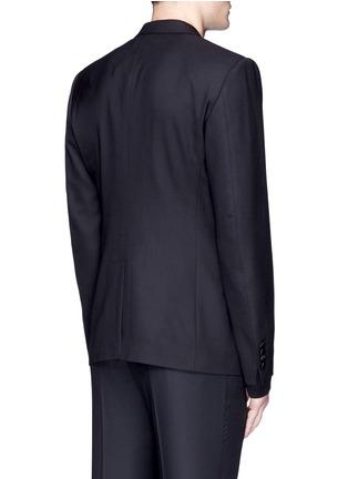 背面 - 点击放大 - DOLCE & GABBANA - 蜜蜂造型装饰初剪羊毛西服外套