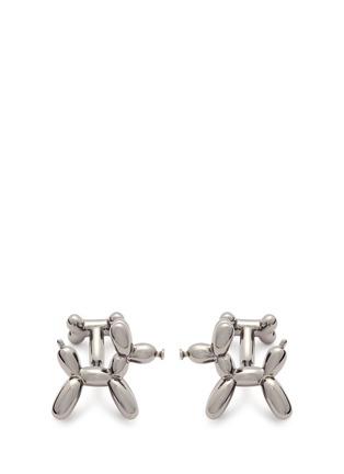 首图 - 点击放大 - BABETTE WASSERMAN - 汽球小狗造型袖扣