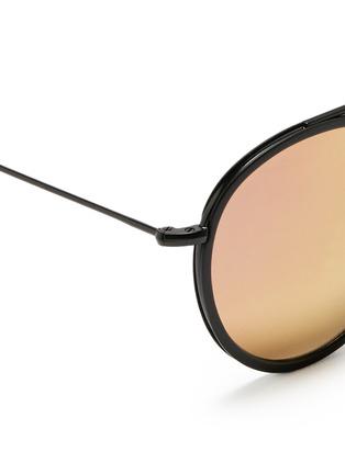 细节 - 点击放大 - SPEKTRE - VANNI金属细框飞行员太阳眼镜