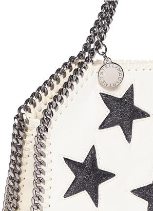 细节 - 点击放大 - STELLA MCCARTNEY - FALABELLA星星装饰链条边饰单肩包