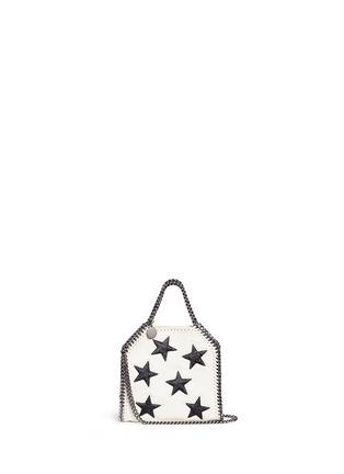 首图 - 点击放大 - STELLA MCCARTNEY - FALABELLA星星装饰链条边饰单肩包