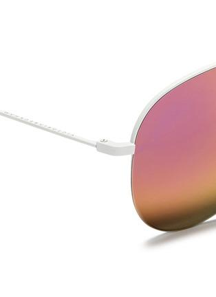 细节 - 点击放大 - 10691 - CLASSIC VICTORIA金属半框飞行员太阳眼镜