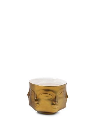 首图 - 点击放大 - JONATHAN ADLER - Muse D'or人脸陶瓷香氛蜡烛
