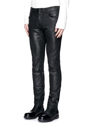 正面 -点击放大 - FAITH CONNEXION - 涂层修身牛仔裤