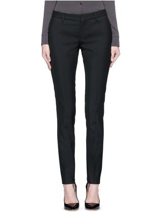 首图 - 点击放大 - SAINT LAURENT - 羊毛修身长裤