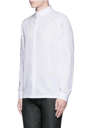 正面 -点击放大 - BALENCIAGA - 铆钉扣纯棉府绸衬衫