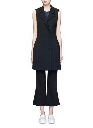 首图 - 点击放大 - NICHOLAS - 西服款式单色连衣裙