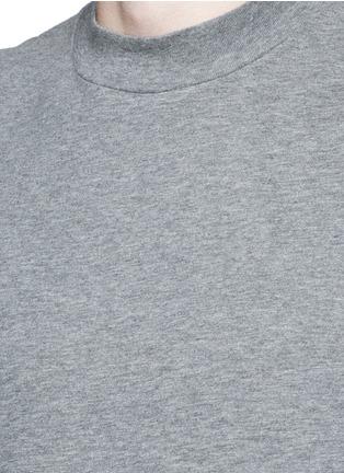 细节 - 点击放大 - ALEXANDERWANG.T - 单色纯棉T恤