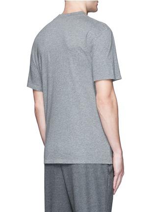 背面 - 点击放大 - ALEXANDERWANG.T - 单色纯棉T恤