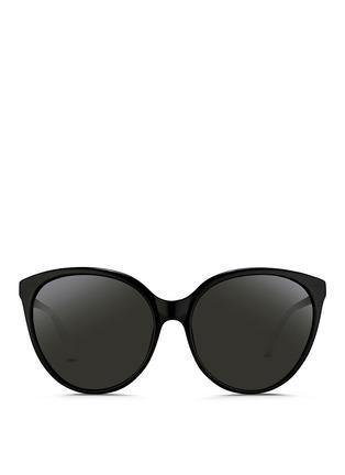 首图 - 点击放大 - LINDA FARROW - 圆边Wayfarer太阳眼镜