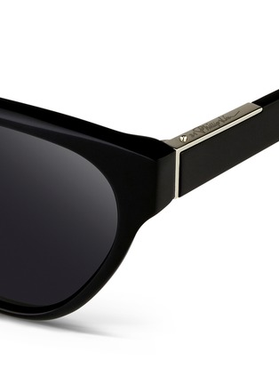 细节 - 点击放大 - 3.1 PHILLIP LIM - 單色WAYFARER太阳眼镜
