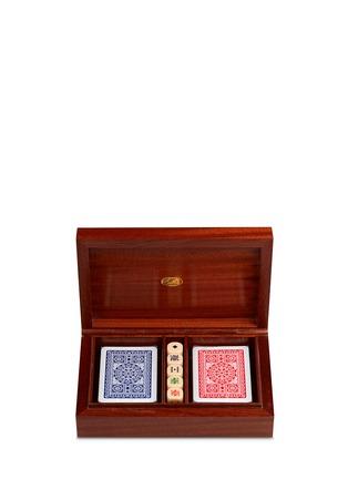 - Fornasetti - Città di Carte扑克牌游戏盒套装