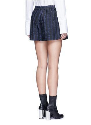 背面 - 点击放大 - 3.1 PHILLIP LIM - 麻花装饰短裤