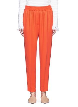 首图 - 点击放大 - 3.1 PHILLIP LIM - 单色绉绸长裤