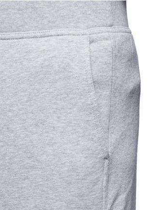 细节 - 点击放大 - ALEXANDERWANG.T - 单色混棉长裤