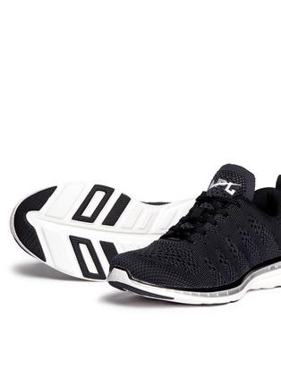 细节 - 点击放大 - ATHLETIC PROPULSION LABS - TechLoom Pro编织网眼鞋面跑鞋