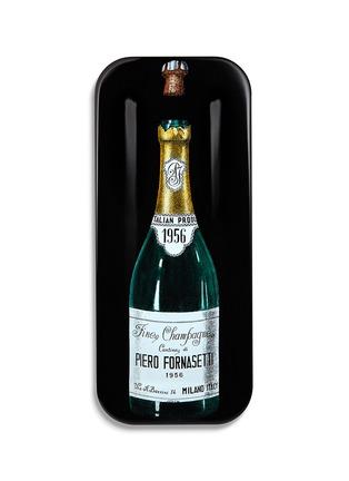 首图 –点击放大 - FORNASETTI - Champagne香槟图案漆木托盘