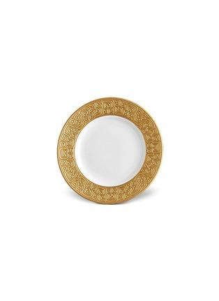 首图 –点击放大 - L'OBJET - HAN镀金雕花面包盘