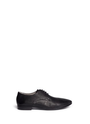 首图 - 点击放大 - MARSÈLL - COLTELLO激光切割真皮平底鞋