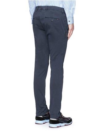 背面 - 点击放大 - Moncler - 单色棉质长裤