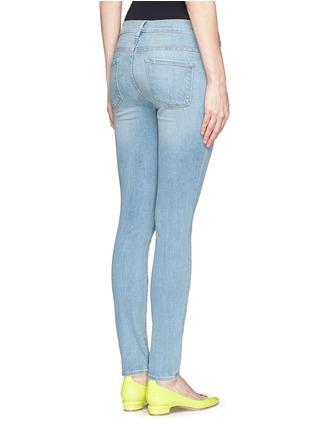 背面 - 点击放大 - FRAME DENIM - Le skinny修身弹性牛仔裤