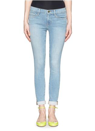 首图 - 点击放大 - FRAME DENIM - Le skinny修身弹性牛仔裤