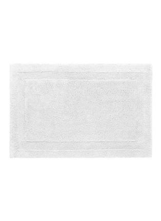 首图 –点击放大 - ABYSS - Reversible大号两面用埃及长绒棉浴室垫-白色