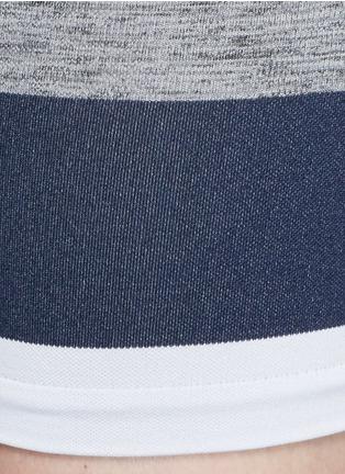 细节 - 点击放大 - LNDR - Cadet针织单车短裤