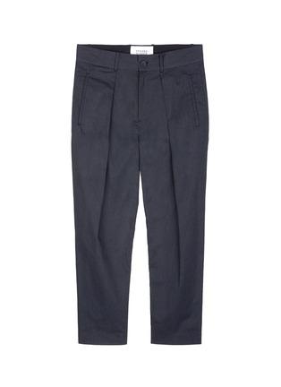 首图 - 点击放大 - FFIXXED STUDIOS - 中性款褶裥设计低裆长裤
