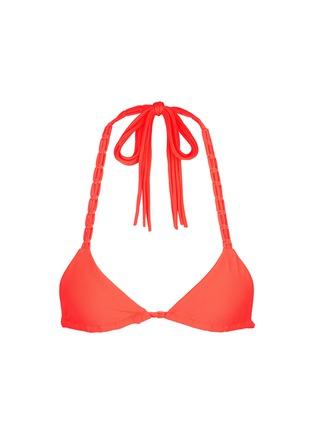 首图 - 点击放大 - MIKOH - INDIES编织系带比基尼泳衣