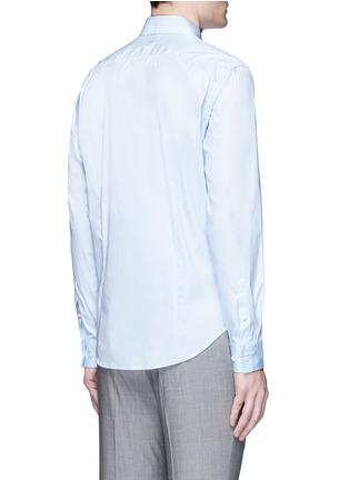 背面 - 点击放大 - THEORY - SYLVAIN混棉衬衫