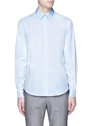 首图 - 点击放大 - THEORY - SYLVAIN混棉衬衫