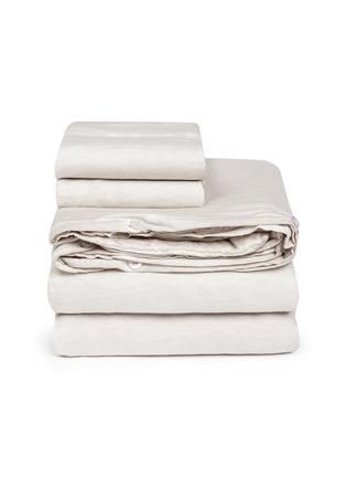 首图 –点击放大 - MIKMAX - CASTELL纯棉床品套组