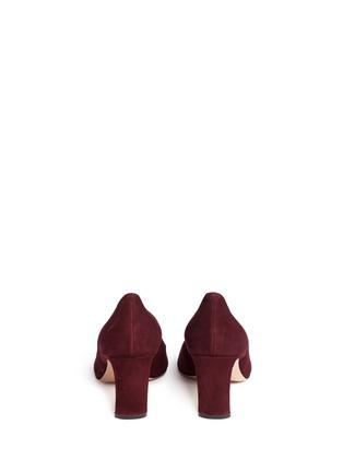 背面 - 点击放大 - NICHOLAS KIRKWOOD - MAEVA人造珍珠装饰尖头高跟鞋